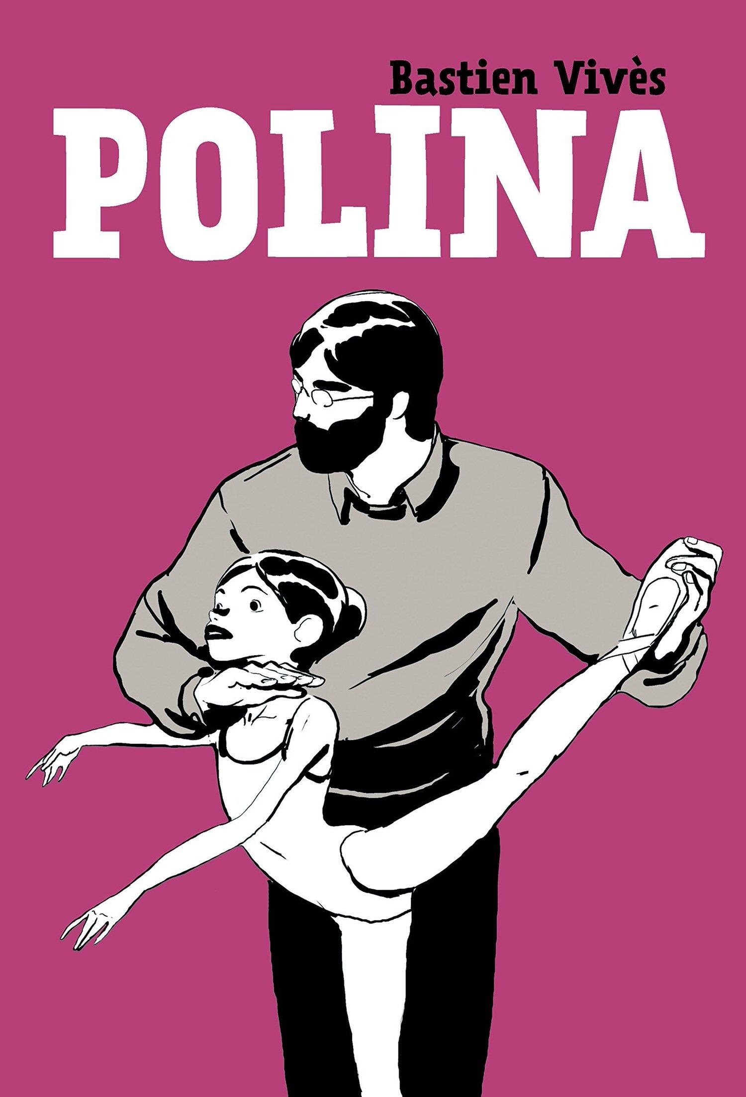電影【波麗娜】Polina 改編自全球知名繪本小說:真正的藝術家會因為追求完美而煩惱,剩下的交給時間來證明