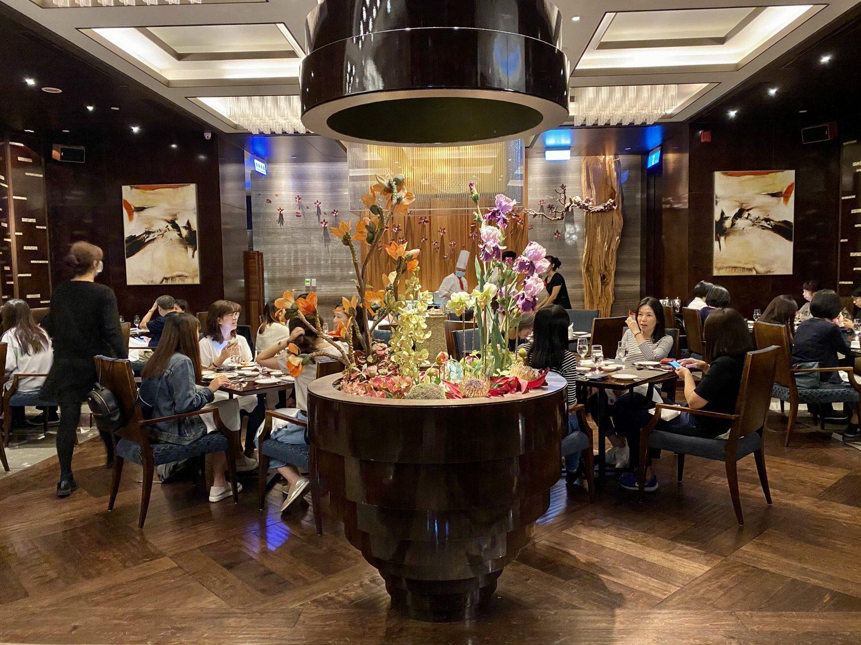 【食記】 台北信義【紅花鐵板燒101旗艦店】高級鐵板燒CP值相對划算的商業午餐
